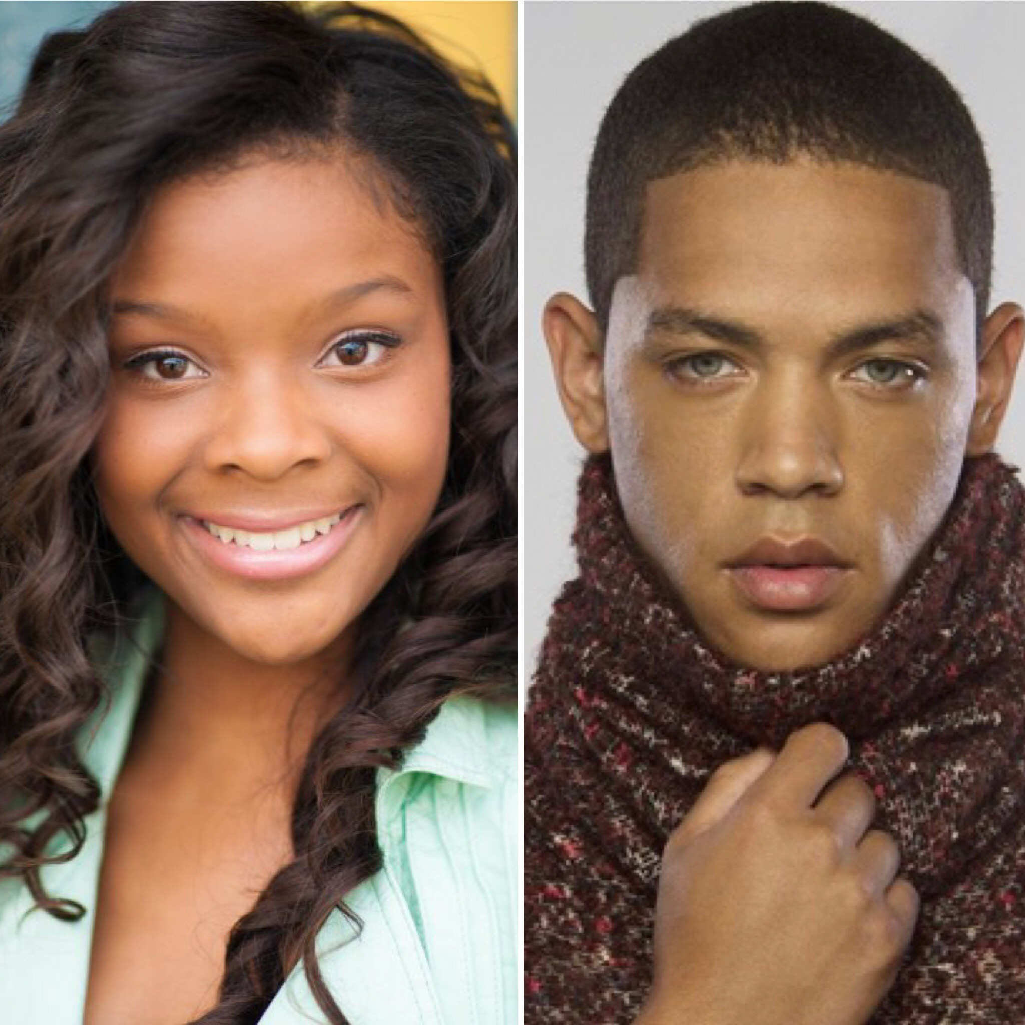 Empire Casts Teenage Cookie And Lucious Lyon Adds