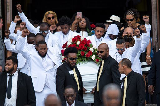 Thousands Gather in Minnesota for Philando Castile's Funeral