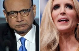 Khizr Khan, Ann Coulter