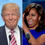 Donald Trump on Michelle Obama's DNC Speech: 'She Did a Very Good Job'
