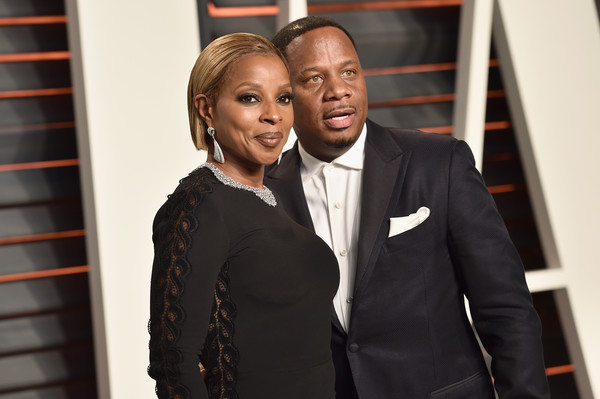 Blige & Kendu Isaacs Split After 12 Years of Marriage