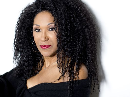 Ruth Pointer, 70...and fierce.