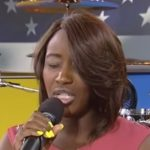 Woman's Viral National Anthem Leads to National TV Singing Debut on 'GMA' (Watch)