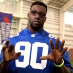 NFL's Jason Pierre Paul Shows Blown Up Hand in New Firework Safety PSA (Watch)