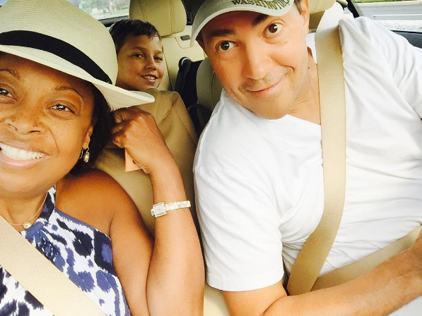 Star Jones Shows Off New Man: 'I'm Not Married, but We're ...