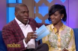 """Pastor Jamal Bryant and Tweet on """"The Preachers"""""""