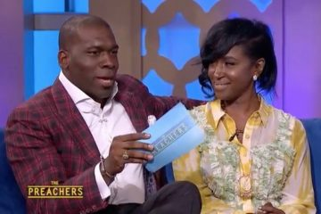 "Pastor Jamal Bryant and Tweet on ""The Preachers"""