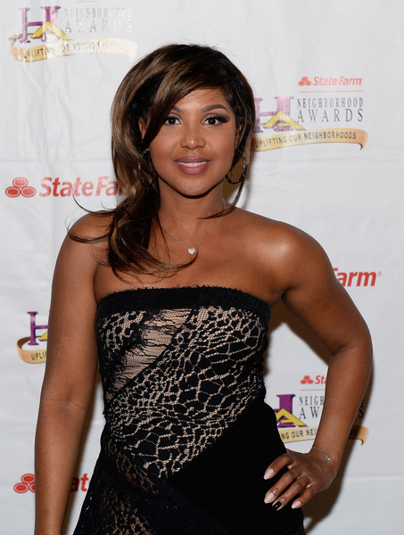 Singer Toni Braxton attends the 2016 Neighborhood Awards hosted by Steve Harvey at the Mandalay Bay Events Center on July 23, 2016 in Las Vegas, Nevada.