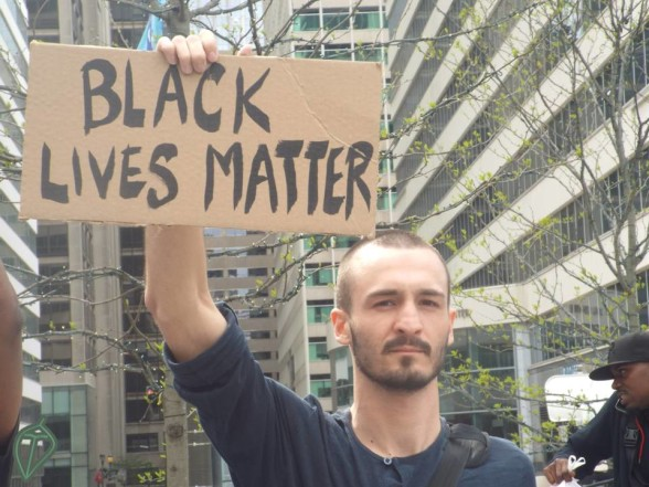 #BlackLivesMatter Movement Has Increased Among Whites