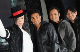 Michael Jackson's nephews