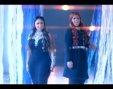 mary mary (screenshot from back to you video)