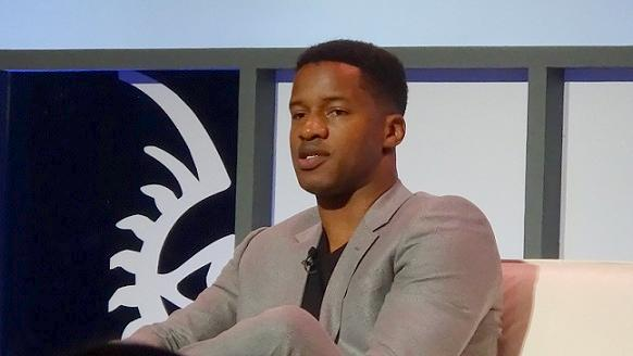 nate parker (at abff)