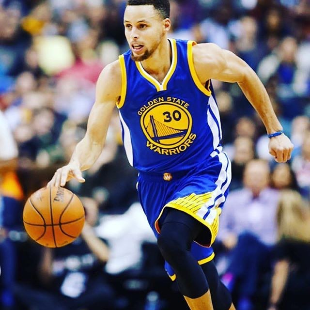 steph curry - dribbling