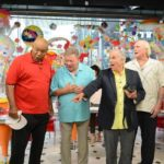 Hysterical Travel Show – 'Better Late Than Never' – with George Foreman  (Photos)