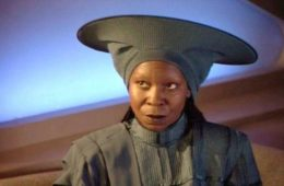 whoopi goldberg - star trek
