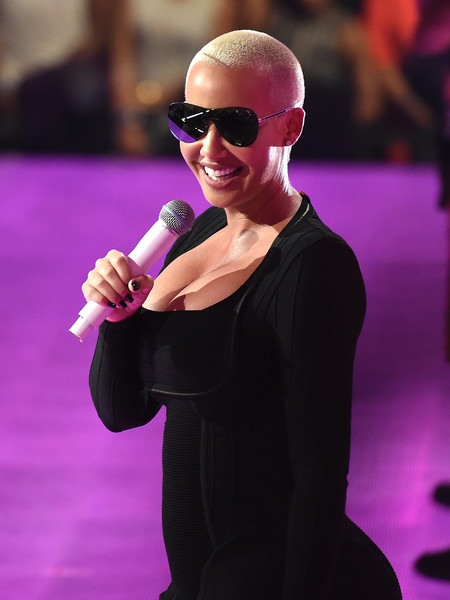 Amber Rose performs onstage during the VH1 Hip Hop Honors: All Hail The Queens at David Geffen Hall on July 11, 2016 in New York City.