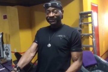 Bishop Eddie Long vegan diet