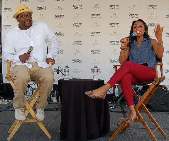 Bobby Brown and Michelle Turner: Photo Credit, Ricky Richardson