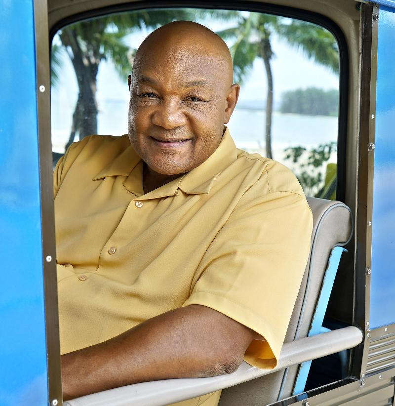George Foreman NBC New Show