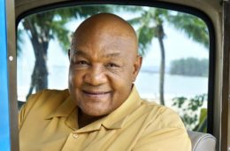 George Foreman NBC New Show1a