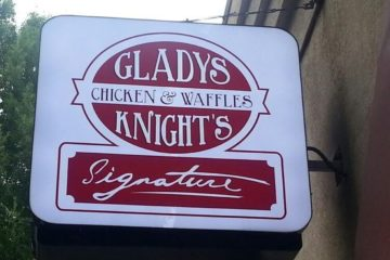 Gladys Knight and son discuss Gladys Knight's Chicken