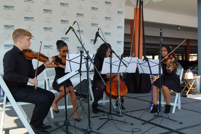 Inner City Cultural Youth Orchestra: Photo Credit, Ricky Richardson
