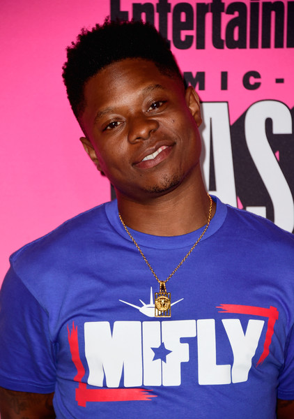 Actor Jason Mitchell attends Entertainment Weekly's Comic-Con Bash held at Float, Hard Rock Hotel San Diego on July 23, 2016 in San Diego, California sponsored by HBO.