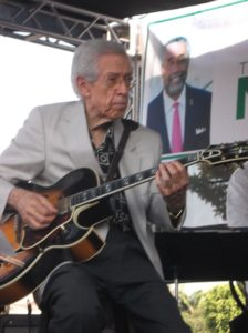 Kenny Burrell: Photo Credit, Ricky Richardson