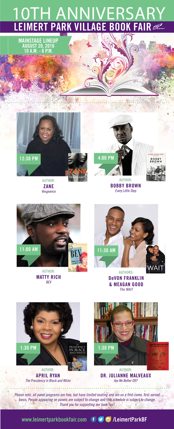Zane, Bobby Brown and Miss Robbie of Sweetie Pie\'s are Among ...