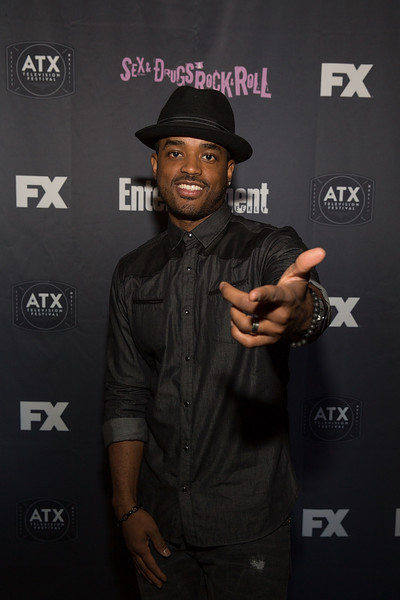 Larenz Tate attends Entertainment Weeklys After Dark party for FXs Sex&Drugs&Rock&Roll at the ATX Television Festival in Austin, TX on Friday, June 10, 2016.