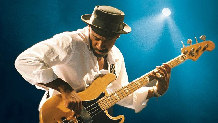 Marcus Miller - Turquoise Cool