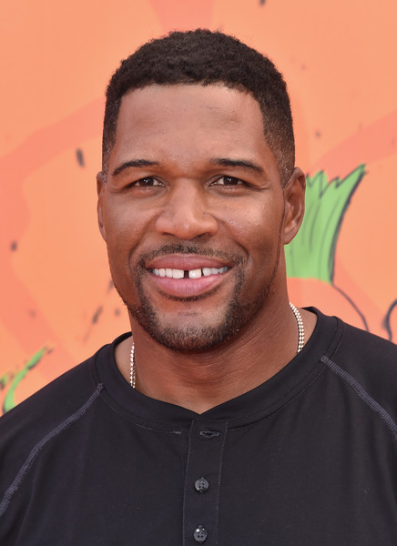 Executive Producer of Nickelodeon Kids' Choice Sports Awards Michael Strahan attends the Nickelodeon Kids' Choice Sports Awards 2016 at UCLA's Pauley Pavilion on July 14, 2016 in Westwood, California.