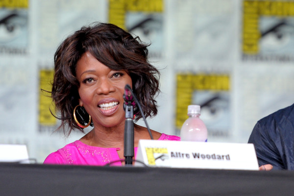 Actress Alfre Woodard during Comic-Con International 2016 at San Diego Convention Center on July 21, 2016 in San Diego, California