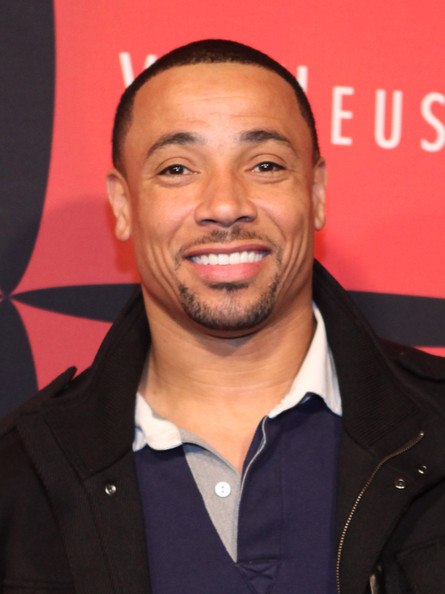 "Professional football player Rodney Harrison attends ESPN The Magazine's ""NEXT"" Event on February 3, 2012 in Indianapolis, Indiana."