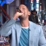 Watch Will Smith's Impromptu 'Summertime' Performance During 'Colbert' Commercial Break