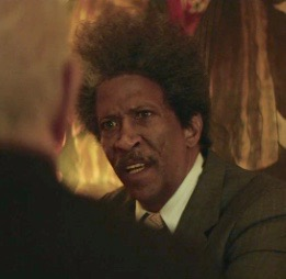 """Reg E. Cathey as Don King in """"Hands of Stone"""""""