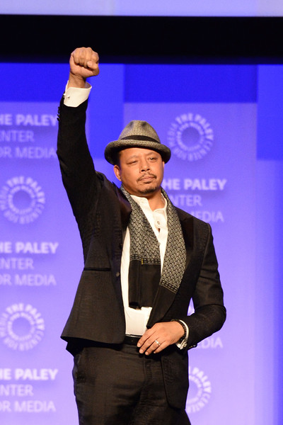 "Actor Terrence Howard attends The Paley Center For Media's 33rd Annual PALEYFEST Los Angeles presents ""Empire"" at Dolby Theatre on March 11, 2016 in Hollywood, California."