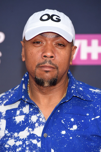 Producer/rapper Timbaland attends the VH1 Hip Hop Honors: All Hail The Queens at David Geffen Hall on July 11, 2016 in New York City.