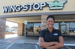 Tina D Howell (Wingstop)