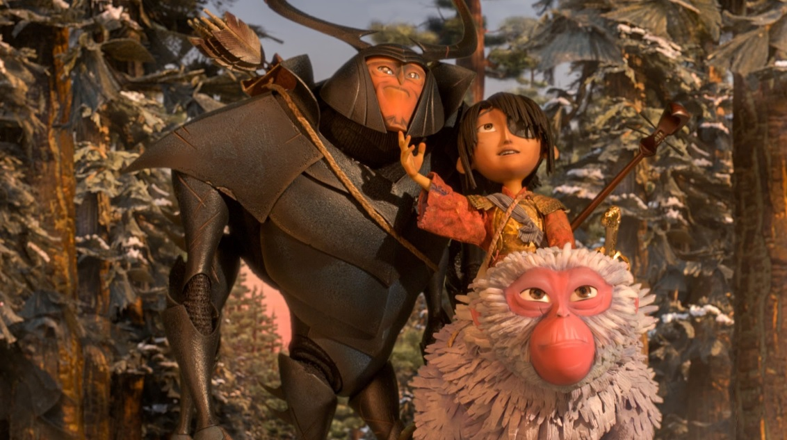 Scene from 'Kubo and the Two Strings'