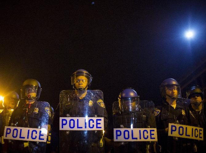Justice Dept. finds Baltimore police violate civil rights