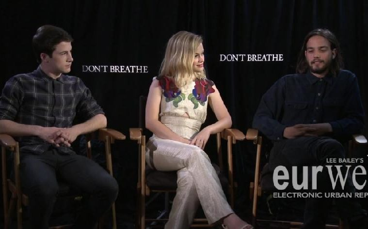 EUR Get's the Scoop on New Thriller 'Don't Breathe' from Cast