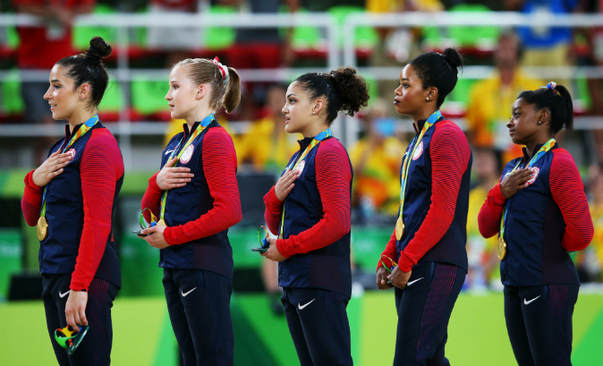 Gabby Douglas responds to harsh and unjust Olympic criticism