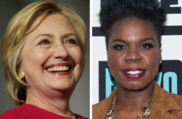 hillary and leslie