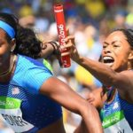 U.S. Women to Re-Run 4x100M Relay Heat After Interference Causes Baton Drop