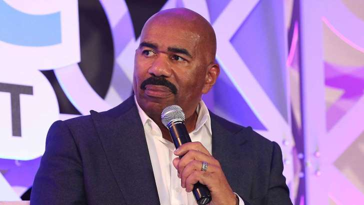 Steve Harvey Has Been Sued For Alleged Fraud