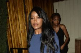 Actress Keke Palmer is 23