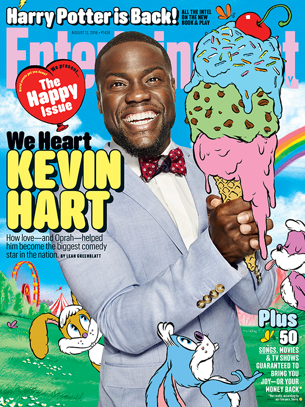 kevin hart ew happy cover
