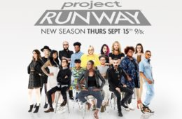 """Project Runway"" Season 15 cast"