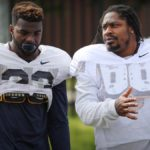Marshawn Lynch Now Mentoring as Member of Cal Football's Scout Team (Pics)